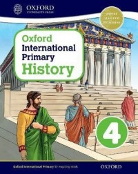 OXFORD INTERNATIONAL PRIMARY HISTORY 4 - SB