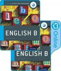ENGLISH B PRINT AND ENHANCED ONLINE COURSEBOOK PACK