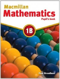 Macmillan Math 1B Pupil´S Book