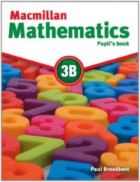 Macmillan Math 3B Pupil´S Book