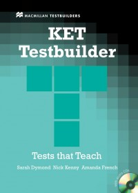 Ket Testbuilder With Audio Cds