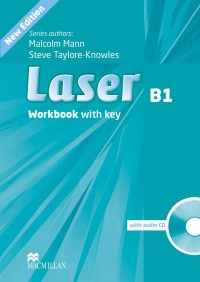 Laser B1 Wb With Key For 2015 Exam