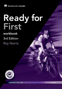 READY FOR FIRST 3ER EDITION WORKBOOK