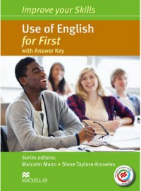 Improve Your Skills Use Of English For Fce W/ Key