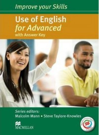 Improve Your Skills For Advance Use Of English With Key