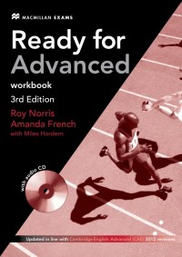 READY FOR ADVANCED  3RD EDITION WORKBOOK WITHOUT KEY