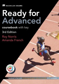Ready For Advanced Sb With Key 3 Rd Edition