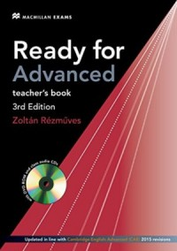 Ready For Advanced Tch Book Pack 3 Rd Edition