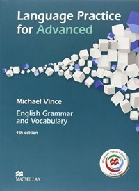 LANGUAGE PRACTICE FOR ADVANCED 5TH ED SB WO KEY