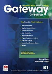 Gateway 2Nd Edition B1 Teacher'S Premium Pack