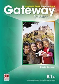 GATEWAY B1+ STUDENT´S BOOK PREMIUM PACK 2ND EDITION