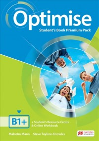 OPTIMISE B1+ SB PREMIUM PACK
