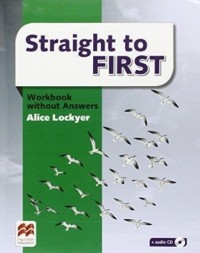 STRAIGHT TO FIRST WOORBOOK WO/KEY