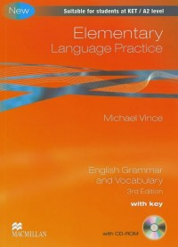 NEW ELEMENTARY LANGUAGE PRACTICE  WITH KEY