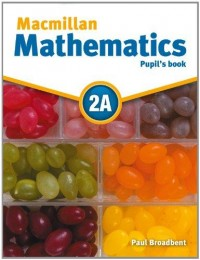 Macmillan Math 2A Pupil´S Book + Cd Rom