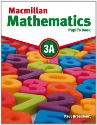 Macmillan Math 3A Pupil´S Book + Cd Rom