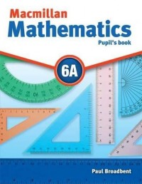 Macmillan Math 6A Pupil´S Book + Cd Rom