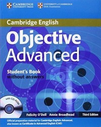 Objective Advanced Sb Without Answers 3 Rd Edition