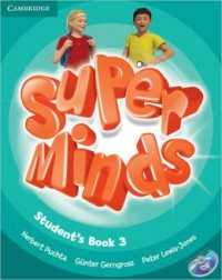 Super Minds 3 Sb