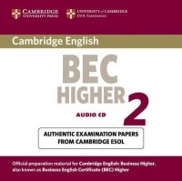 Practice Tests Bec Higher 2 Cd