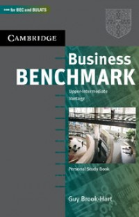 Business Benchmark Personal Study Int.