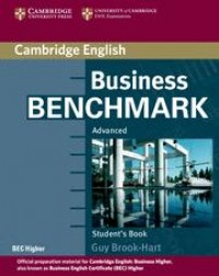 Business Benchmark Advanced Sb