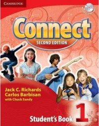 Connect 1 Sb Second Edition With Cd