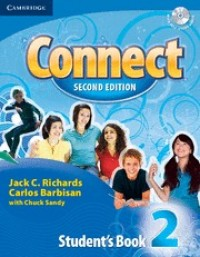 Connect 2 Sb Second Edition With Cd