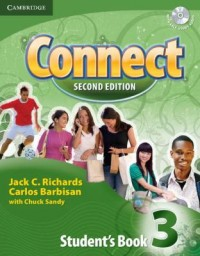 Connect 3 Sb Second Edition With Cd