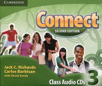 Connect 3 Second Edition Class Audio Cd