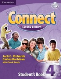 Connect 4 Sb Second Edition With Cd