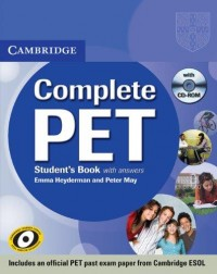 Complete Pet Sb With Answers With Cd