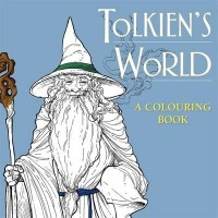 Tolkien'S World,A Colouring Book