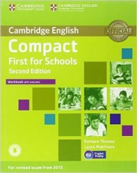 Compact First For Schools Wb.