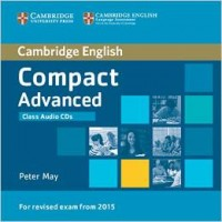 Compact Advanced Class Cds Second Edition
