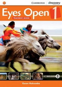 Eyes Open Level 1 Tch Book