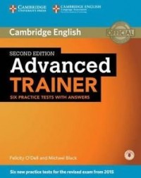 Advanced Trainer With Answers