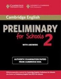 English Preliminary For Schools 2 With Key