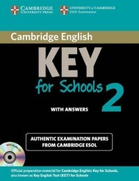 KEY FOR SCHOOLS 2 WITH ANSWERS
