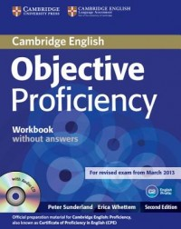 Objective Proficiency Wb Wo/Key