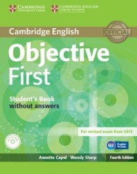 Objective Fce Fourth Edition Sb Wo Key