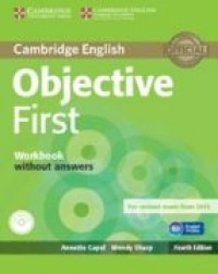 Objective Fce Fourth Edition Wb Wo Key With Cd