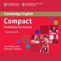 Cambridge English Compact Peliminary Cd