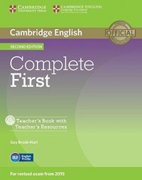 Complete Fce Teacher´s book 2015