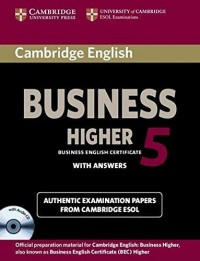 BUSINESS HIGHER 5 WITH ANSWERS