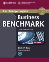 BUSINESS BENCHMARK SB UPPER INT. WO KEY 2ND EDITION