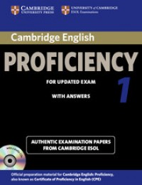 New Cambridge Cpe 1 Self-Study