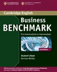 Business Benchmark Pre-Int.Second Ed.