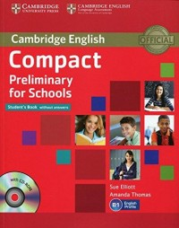 Cambridge English Compact Preliminary Sb