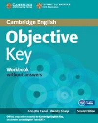 Objective Ket Wb.Wo/ Key Second Ed.